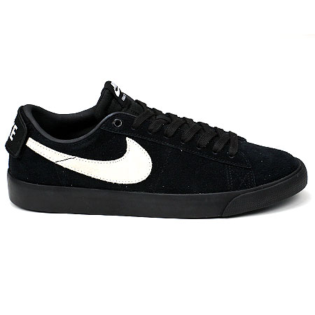 detailed look d7abb 20427 Nike Air Zoom Blazer Low GT Shoes, Black/ Black/ White ...