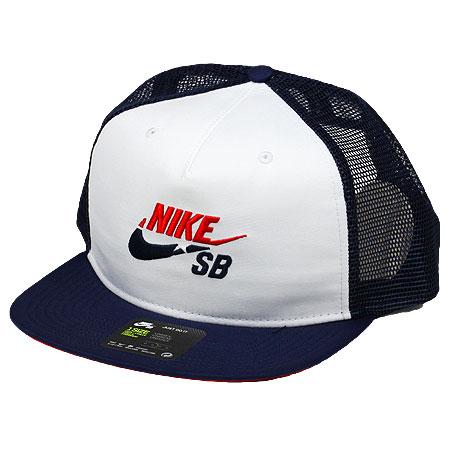 de2e60506 Nike U NK SB Snapback Trucker Hat