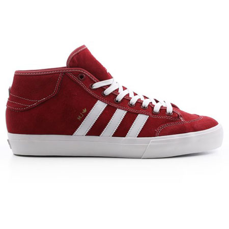 52d538687dd746 adidas Marc Johnson Matchcourt Mid Shoes in stock at SPoT Skate Shop