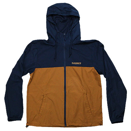 9c6f2b600 Theories Stamp Sprinter Jacket Navy/ Saddle $70.00. FREE SHIPPING. Converse  Converse x Chocolate Windbreaker Jacket ...