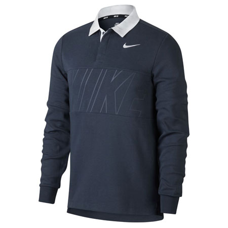 25c37dde285 Nike SB Dri-Fit Long Sleeve Rugby Shirt in stock at SPoT Skate Shop