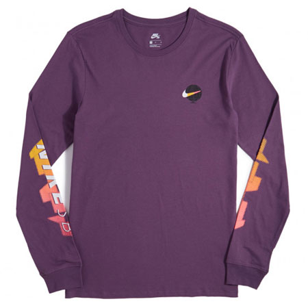 9253f50b Nike SB Globe Long Sleeve T Shirt in stock at SPoT Skate Shop