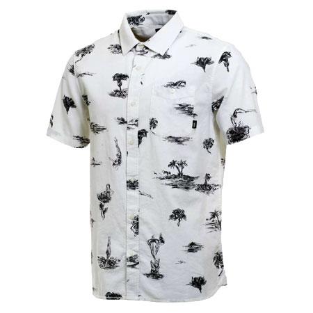 16c2125a78 Vans Dive Bomb Buttondown Shirt in stock now at SPoT Skate Shop