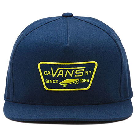 243e9477 Vans Full Patch Snap-Back Hat in stock at SPoT Skate Shop