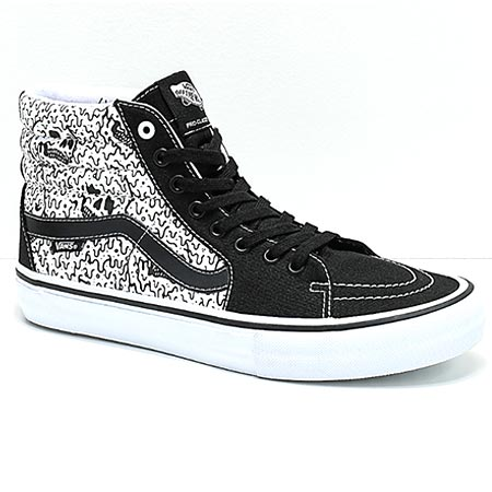 7470eca2d5f Vans Vans X Sketchy Tank SK8-Hi Pro Shoes in stock at SPoT Skate Shop