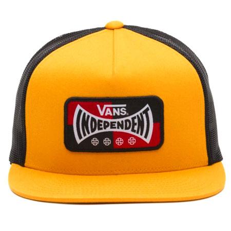 d87678a0 Vans Vans X Independent Trucker Hat in stock at SPoT Skate Shop