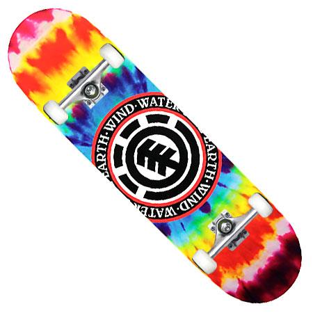 f1f5f850fd5 Element Tye Dye Seal Complete Skateboard in stock at SPoT Skate Shop