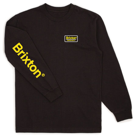 757a6a3912a8 Brixton Palmer SV Long Sleeve T Shirt in stock at SPoT Skate Shop