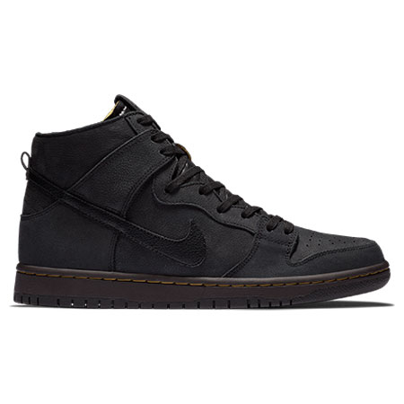 detailed look 5887d f9544 Nike SB Zoom Dunk High Pro Deconstructed Premium Shoes