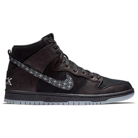 reputable site 5aaed c515b Nike Nike SB X Bar Black Zoom Dunk High Premium Shoes in stock at SPoT  Skate Shop