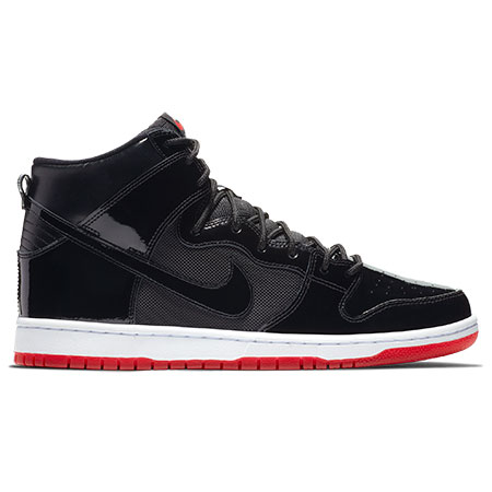 hot sale online 567ec 3b3dd Nike SB Zoom Dunk High Bred Dunk Shoes in stock at SPoT Skate Shop