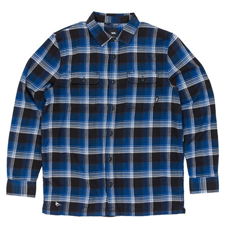 5ad4fb8f58 Vans Vans X Anti Hero Wired Flannel Shirt