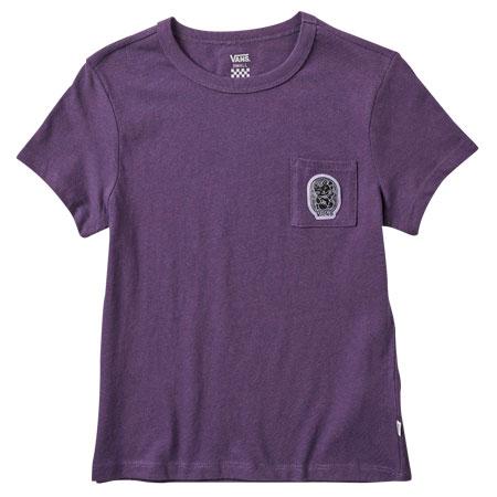 fd5f86b920 Vans Lizzie Armanto Knot Boyfriend Womens T Shirt in stock at SPoT ...