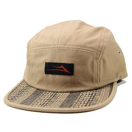 517227e5c3f7d Lakai Adobe 5-Panel Strap-Back Hat in stock at SPoT Skate Shop