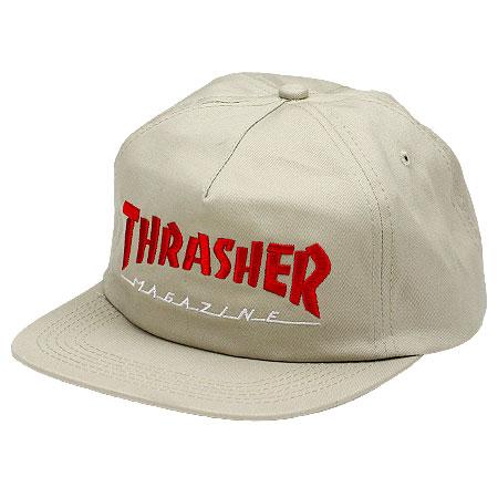 00804ce46bbc8 Dime Fastest 6-Panel Strap-Back Hat Gray  40.00. Thrasher ...