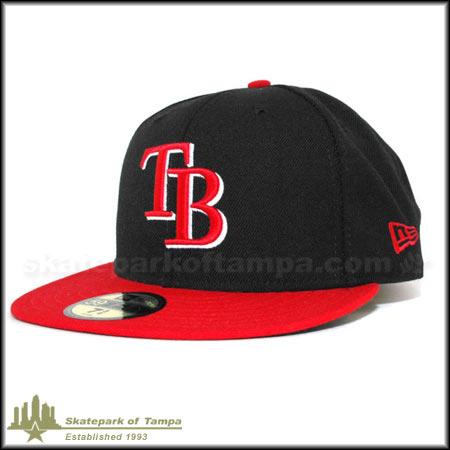 New Era Tampa Bay Rays Custom New Era Hat in stock at SPoT Skate Shop 4450f82eec0