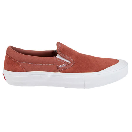 Vans Slip-On Pro Toe Cap Shoes in stock