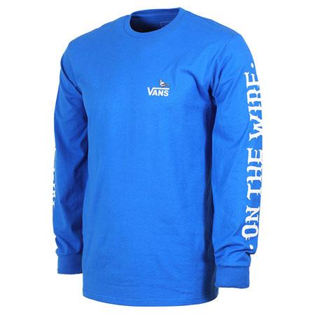 590552f2 Vans Vans X Anti Hero On The Wire Long Sleeve T Shirt