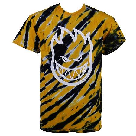 91099ee0 Spitfire Tiger Tie Dye T Shirt in stock at SPoT Skate Shop