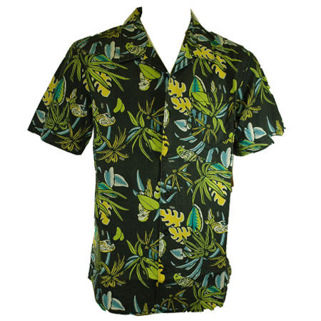 0f24c97c52 Vans Casual Friday Aloha Short Sleeve Button-Up Shirt in stock at ...