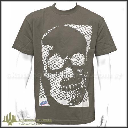 vans skull shirt