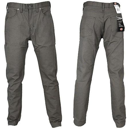 Dickies Slim Skinny 5-Pocket Twill Pants, Khaki in stock at SPoT ...