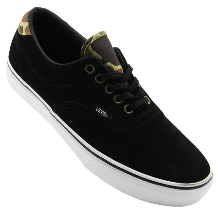 Vans Era Black Suede