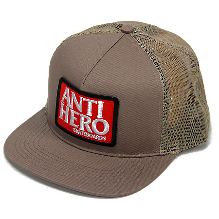 d0c85daa Anti-Hero Reserve Adjustable Trucker Hat in stock at SPoT Skate Shop