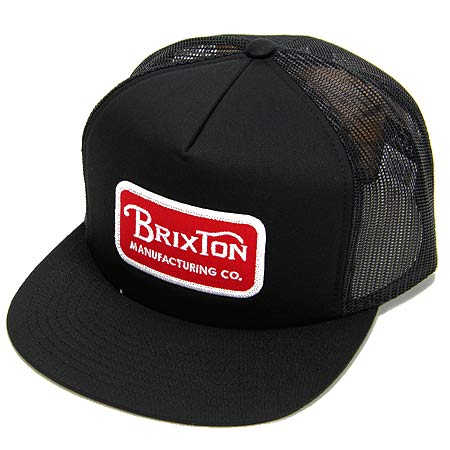 Brixton Grade Mesh Hat in stock at SPoT Skate Shop 117c1ffde4d6