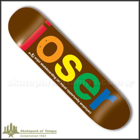1c13447a enjoi Jose Rojo Joser Spectrum Deck in stock at SPoT Skate Shop