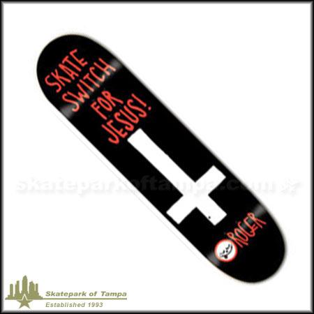 9463f4d9b2b Roger Skateboards Skate Switch Deck in stock at SPoT Skate Shop