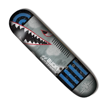 3fc39fa54a Element Bucky Lasek Strength Deck in stock at SPoT Skate Shop