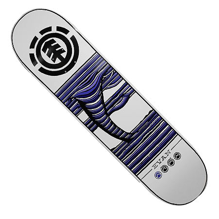 Element Evan Smith Linear Deck in stock at SPoT Skate Shop a4fcc6064e3