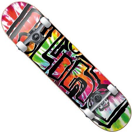 Blind Heady Tie Dye Complete Skateboard In Stock At Spot