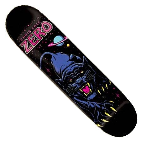 Zero Chris Cole Black Panther Deck in stock at SPoT Skate Shop