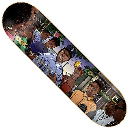 Dgk Ghetto Classics Doughboy Deck In Stock At Spot Skate Shop