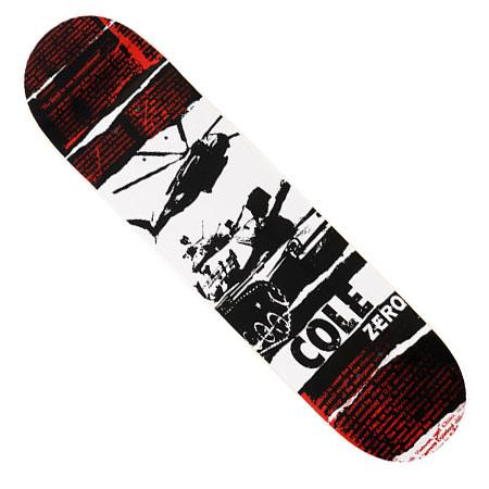 Zero Chris Cole War Deck in stock at SPoT Skate Shop