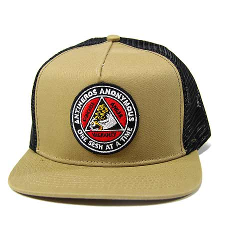 Anti-Hero Anonymous Snap-Back Trucker Hat in stock at SPoT Skate Shop f77d28fd336