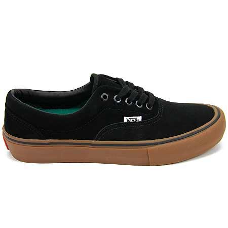 Vans Era Black Gum Suede