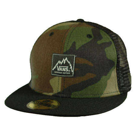 Vans Mountain Edition New Era Fitted Hat in stock at SPoT Skate Shop 079659ef3fd