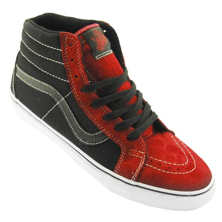 7e4d9d07c3bab1 Vans Jeff Grosso Vert Pro Sk8-Hi Shoes in stock at SPoT Skate Shop