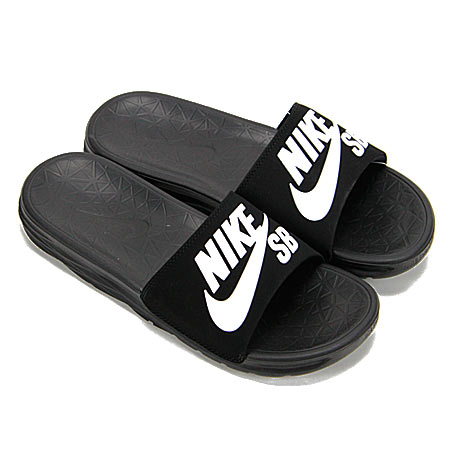 11a8b2fcd Nike Benassi Solarsoft SB Slides in stock at SPoT Skate Shop