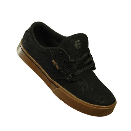 2c77438793 ... Etnies Kids Disney Fader shoes in Black Green  etnies ...