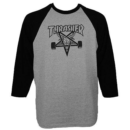 c742c53b6c2d Thrasher Magazine Skate Goat 3/4 Sleeve Raglan T Shirt in stock at ...