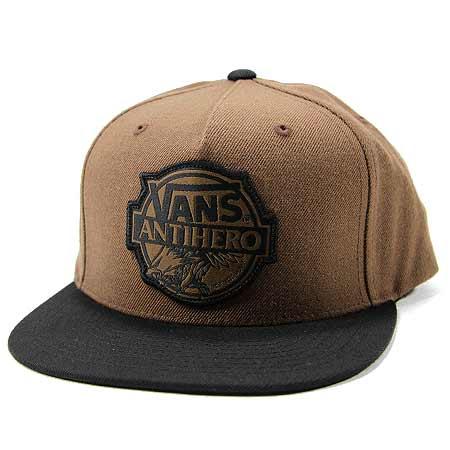 Vans Anti Hero Skateboards x Vans Snap-Back Trucker Hat in stock at ... 3b1c86495b96