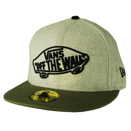 7d932b5a Vans Home Team New Era Fitted Hat in stock at SPoT Skate Shop