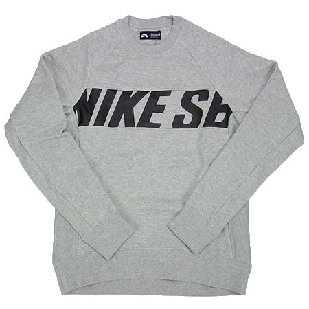 Nike Sb Everett Motion Crew Neck Sweater In Stock At Spot Skate Shop