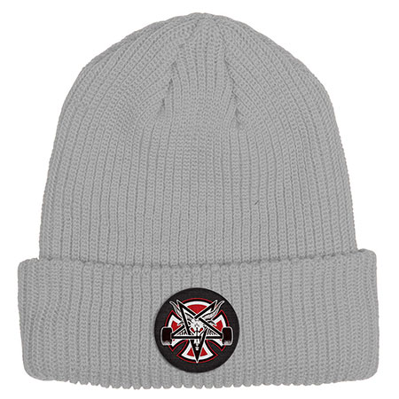 4a19deef1a0 Creature Skateboards Support Beanie Long Shoreman Beanie Black  15.00. ON  SALE 28% OFF!! Independent ...