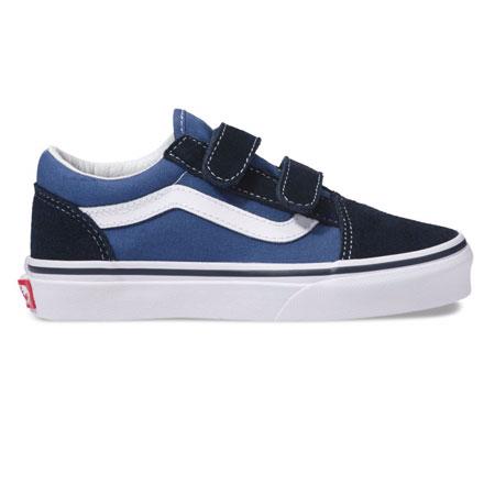 Vans Youth Old Skool V Shoes in stock