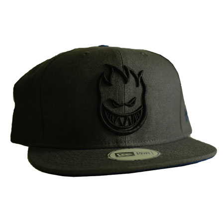 Spitfire Big Head Bruiser New Era Snap-Back Hat in stock at SPoT ... 099acde4129